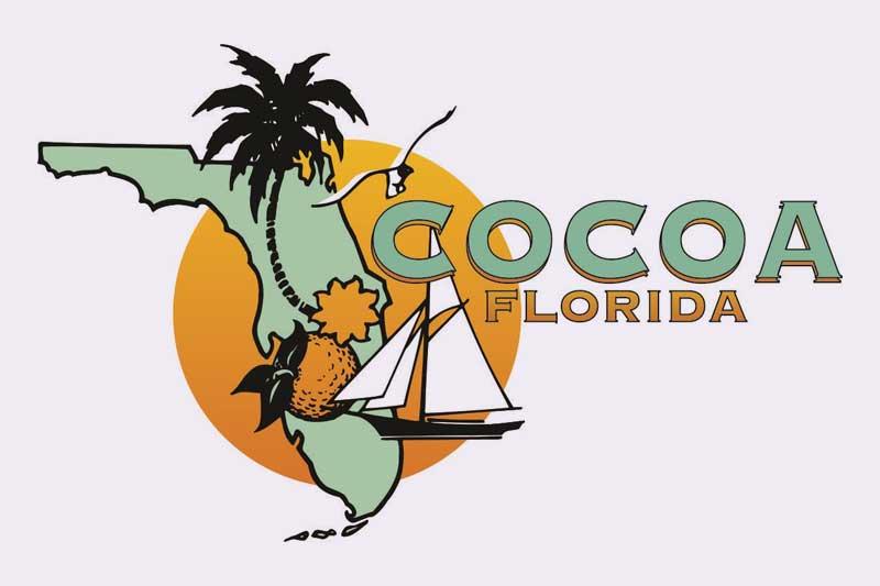 Image of Cocoa Florida Logo
